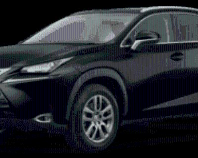 2016 Lexus NX NX 200t