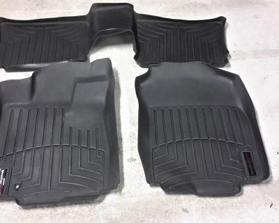 Weathertech Mats for 2010-2012 Ford Fusion