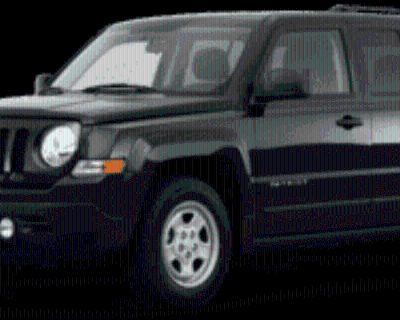 2011 Jeep Patriot 70th Anniversary