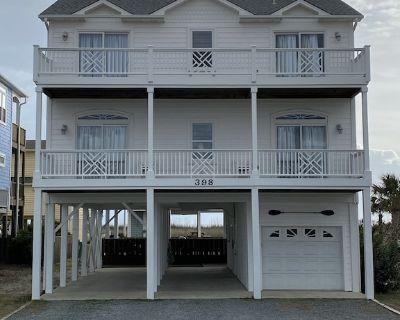 Newly updated 7 bedrooms, 5 bathrooms, ( 3 master suites). - Ocean Isle Beach