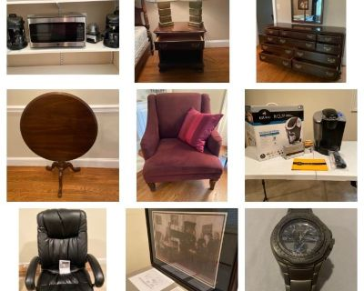 OLD TOWN ALEXANDRIA CHARM! SALE ENDS 6-17 STARTING AT 3:30PM