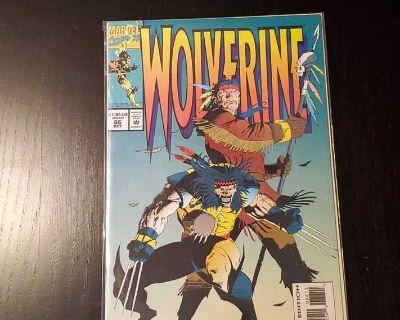 Wolverine #86 - Marvel Comics