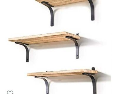 New Ophanie floating shelves