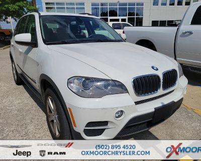 Pre-Owned 2013 BMW X5 xDrive35i
