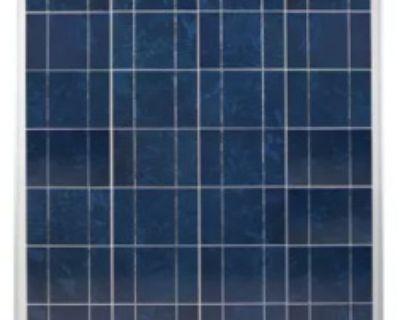12V Solar Panel - NEW