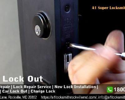 Pocket Door Locks in Rockville MD