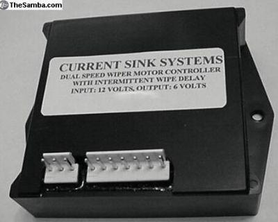 Wiper Motor Controller 12Vin 6Vout Delay