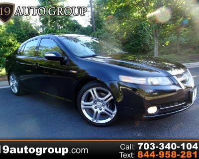 Used 2007 Acura TL Type-S 5-Speed AT