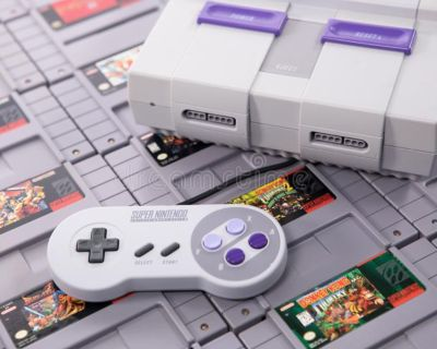 ISO SNES Games