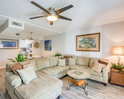 INCREDIBLE LOCATION!! Newly Renovated Condo - Short walk to downtown, restaurants and attractions - St. Augustine