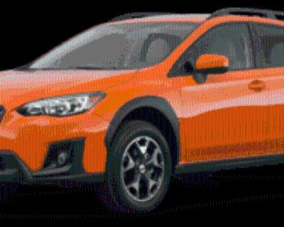 2019 Subaru Crosstrek 2.0i Premium Manual