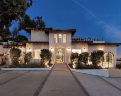 The Casa Blanca Estate, Hollywood Hills East, CA