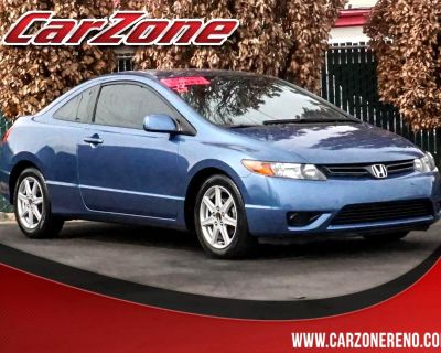 Used 2007 Honda Civic Cpe 2dr AT LX