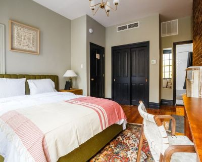 Furnished Private Master Room in WestVillage#1402A