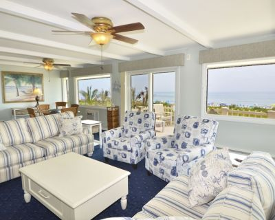 FREE DAILY ACTIVITIES!!! OCEANFRONT CONDO!!! Spacious 3 Bedroom, 2 Bath, 2nd Floor oceanfront condo. - North Ocean City