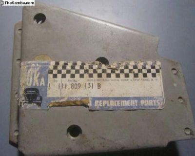 Bumper Bracket Front Left 1968-1973:NOS