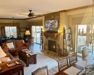 PRESIDENTIAL SUITE; 4 King BR/BTH; Ski I/O; $1200/nt Weekly Rate or $1400 daily - Park City