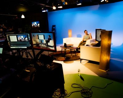 Whisper-quiet studio in RiNo with cyclorama, green screen, kitchen, lifestyle set & grid lighting., Denver, CO