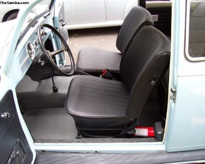 [WTB] Early 1967 original seats