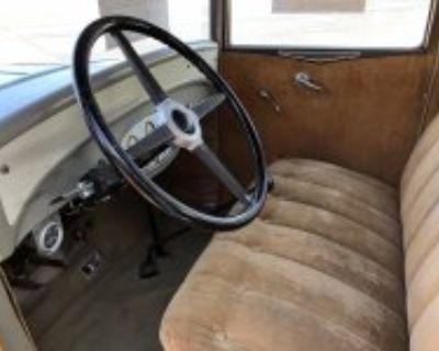 1929 Chevrolet Landau