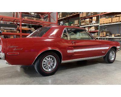 1968 Ford Mustang GT/CS (California Special)