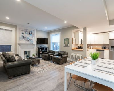 Newly Renovated Townhome 1 of 2 - Central West End  JZ Vacation Rentals - Central West End