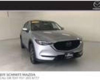 2018 Mazda CX-5 Silver, 40K miles