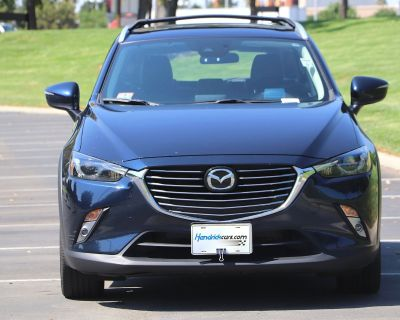 Pre-Owned 2018 Mazda CX-3 Grand Touring