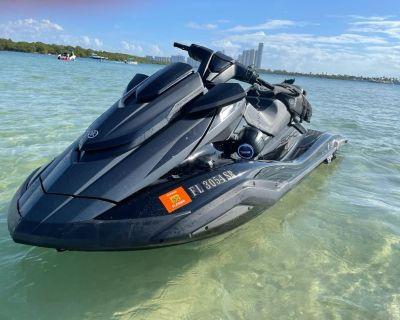 2020 17' Yamaha Waverunner FX SVHO Supercharged