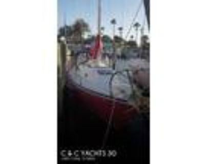 30 foot C _ C Yachts 30