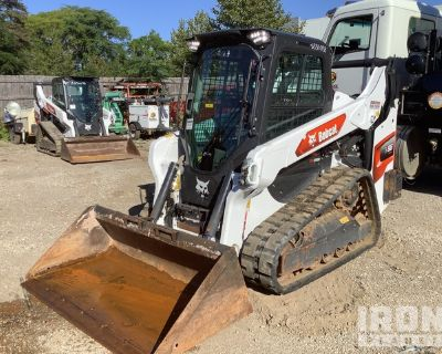 2020 Bobcat T66 Two-Speed Compact Track Loader
