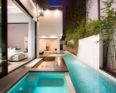 Breathtaking Oasis by Melrose P. Pool/Spa/2 Theatres/Gym - Beverly Grove