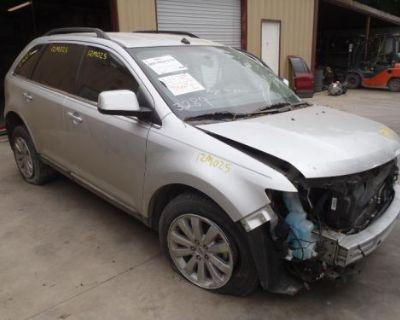Ford Edge Wiper Motor Front Motor/linkage 07 08 09 10