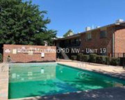 6001 Montano Rd Nw #19, Albuquerque, NM 87120 1 Bedroom Apartment