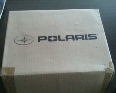 Polaris snow plow winch kit