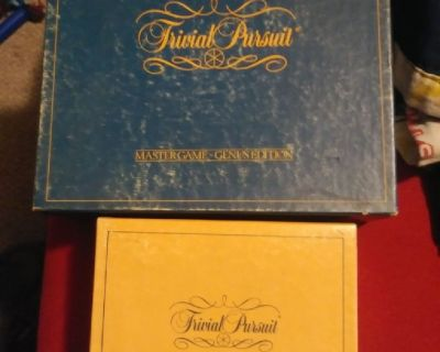 Trivial prusuit master. With genus 2 edition 1987