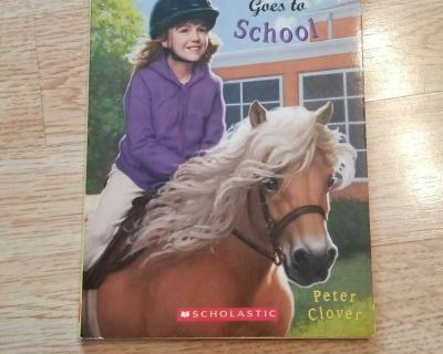 Scholastic-Pony Days ~ Sheltie Goes to School by Peter Clover