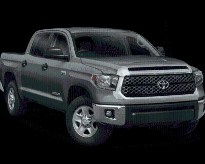 New 2021 Toyota Tundra 2WD SR5 Rear Wheel Drive Short Bed
