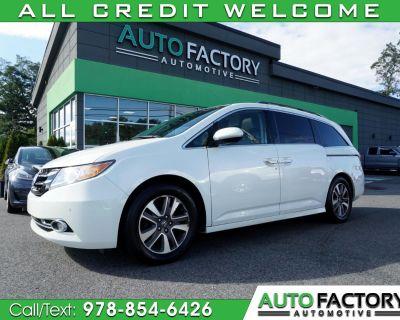 Used 2014 Honda Odyssey TOURING