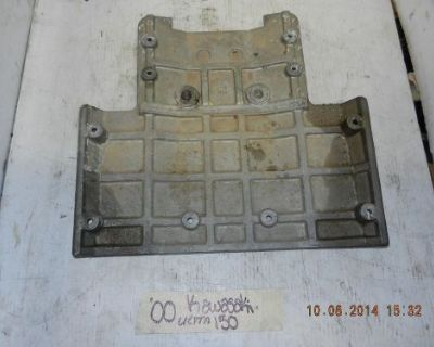 2000 Kawasaki 1200 Ultra 150 Ride Skid Plate