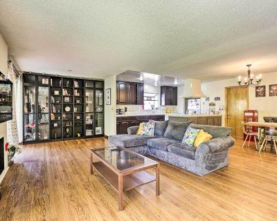 NEW! Cozy Sunnyvale Home: Family & Pet Friendly! - Ponderosa Park