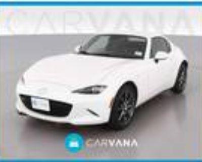 2017 Mazda Miata White, 19K miles