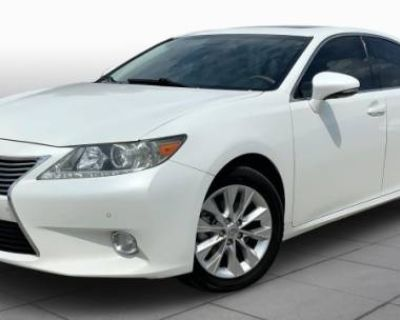 2013 Lexus ES ES 300h