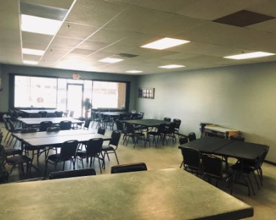 Beautiful rustic and spacious 1,000 square foot meeting and events room, Marysville, MI