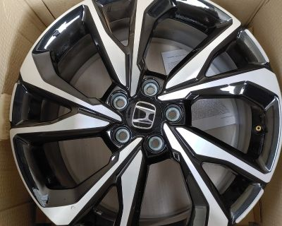 California - 2019 Civic Si Factory Wheels For Sale