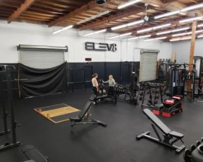 Spacious Fitness Facility with lots of Natural Light, Costa Mesa, CA