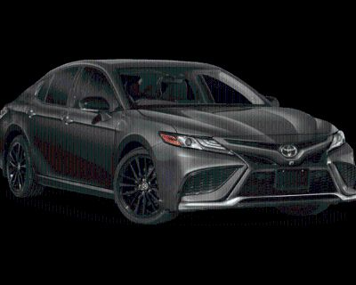 New 2022 Toyota Camry XSE Auto (Natl) Front Wheel Drive 4dr Car