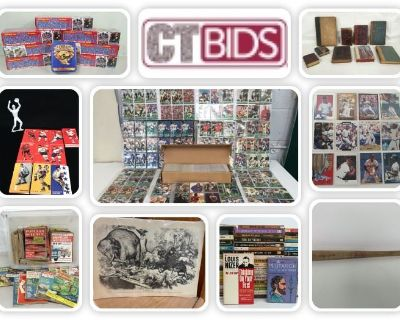 CARING TRANSITIONS ECE WAREHOUSE ONLINE AUCTION / 44TH & PALO VERDE - ENDS 03/06/2021