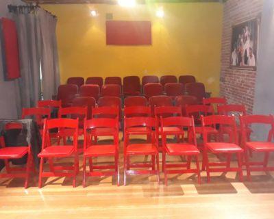 ACTOR'S BOX: 3rd Street Promenade: Amazing Room for Meetups, Workshops, Lectures, Santa Monica, CA
