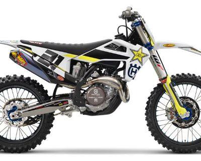 2020 Husqvarna FC 450 Rockstar Edition Motocross Off Road Warrenton, OR